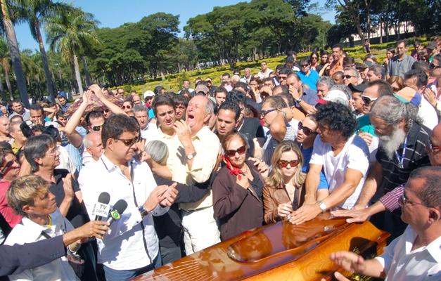Jornalista Valério Luiz assassinado em Goiás