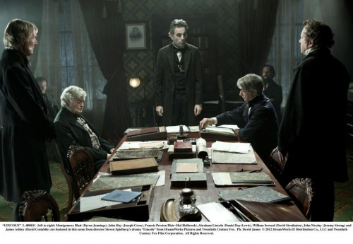 Lincoln montando o mensalão dos negros