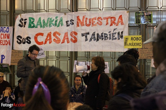RodeaBankia banco banqueiro Espanha