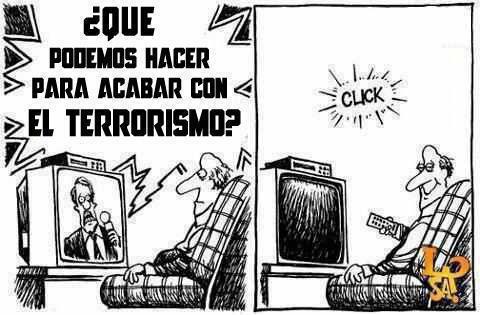 terrorismo tv polícia