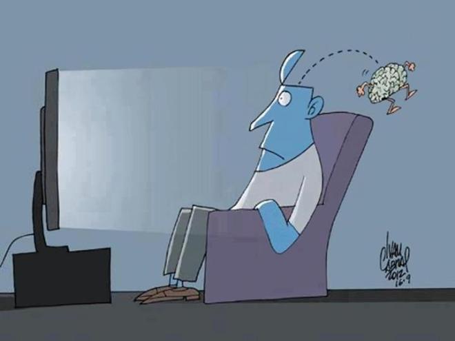 tv televisão