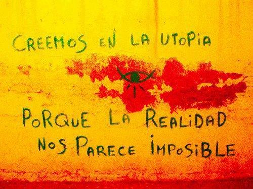 utopia apatia realidade indignados