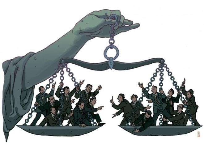 Democracia y poder popular por Dante Ginevra