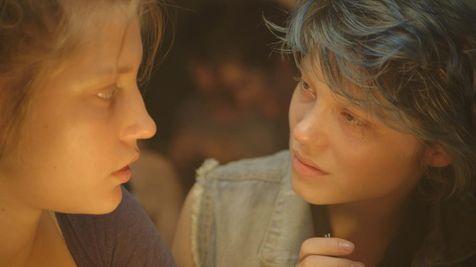 Adèle Exarchopoulos e Léa Seydoux