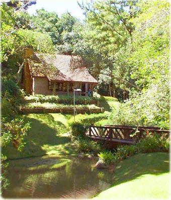 A Casa Encantada no Bosque Alemão