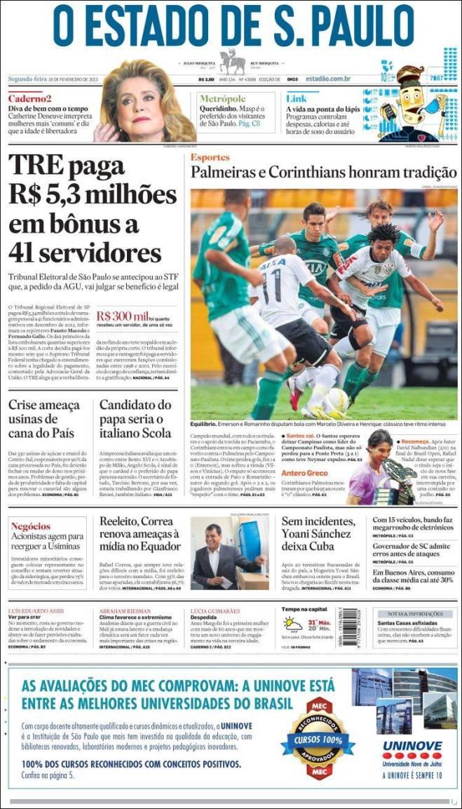 br_estado_spaulo. maior tribunal mundo paga maiores salários
