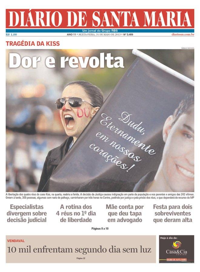BRA_DSM O nariz de palhaço de quem espera justiça no Brasil