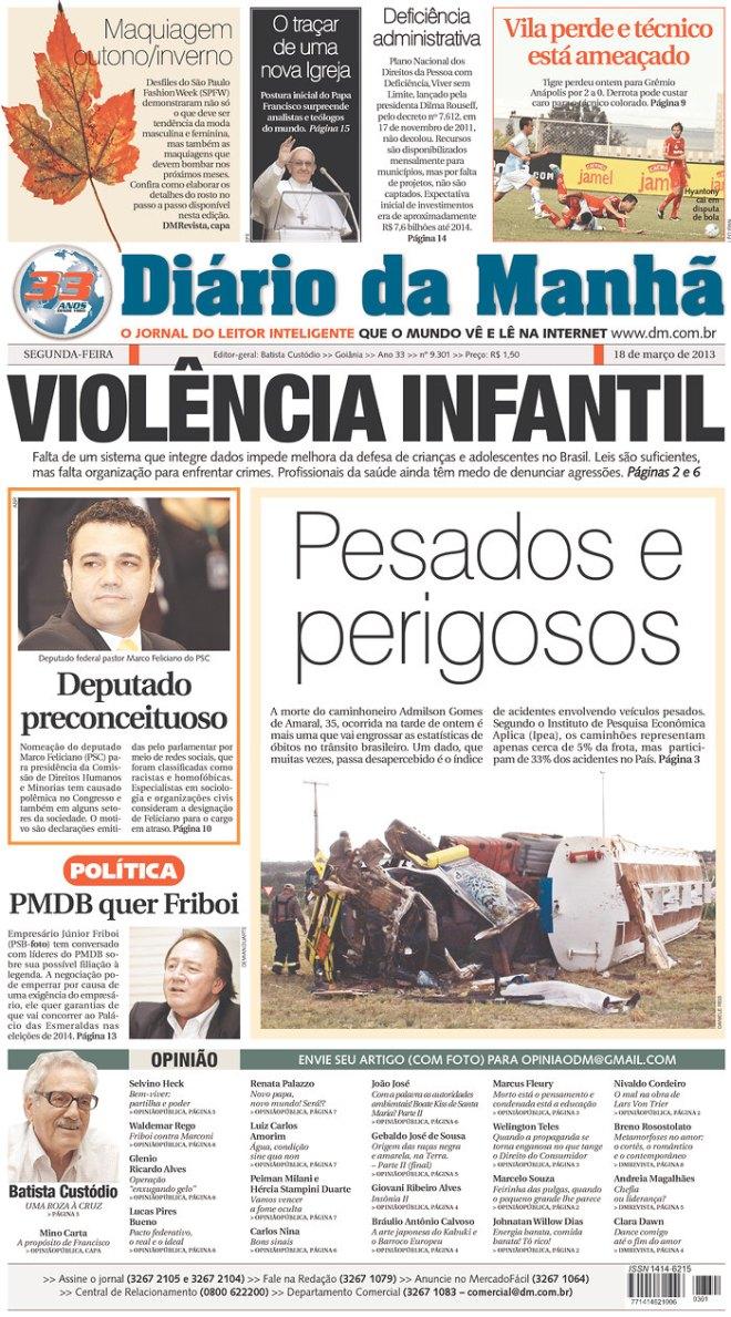 BRA^GO_DDM violência infantil crianças