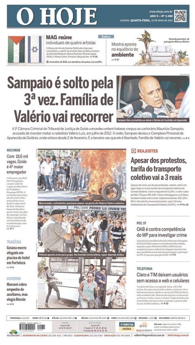 BRA^GO_HOJE Mandante da morte do jornalista Valério Luiz
