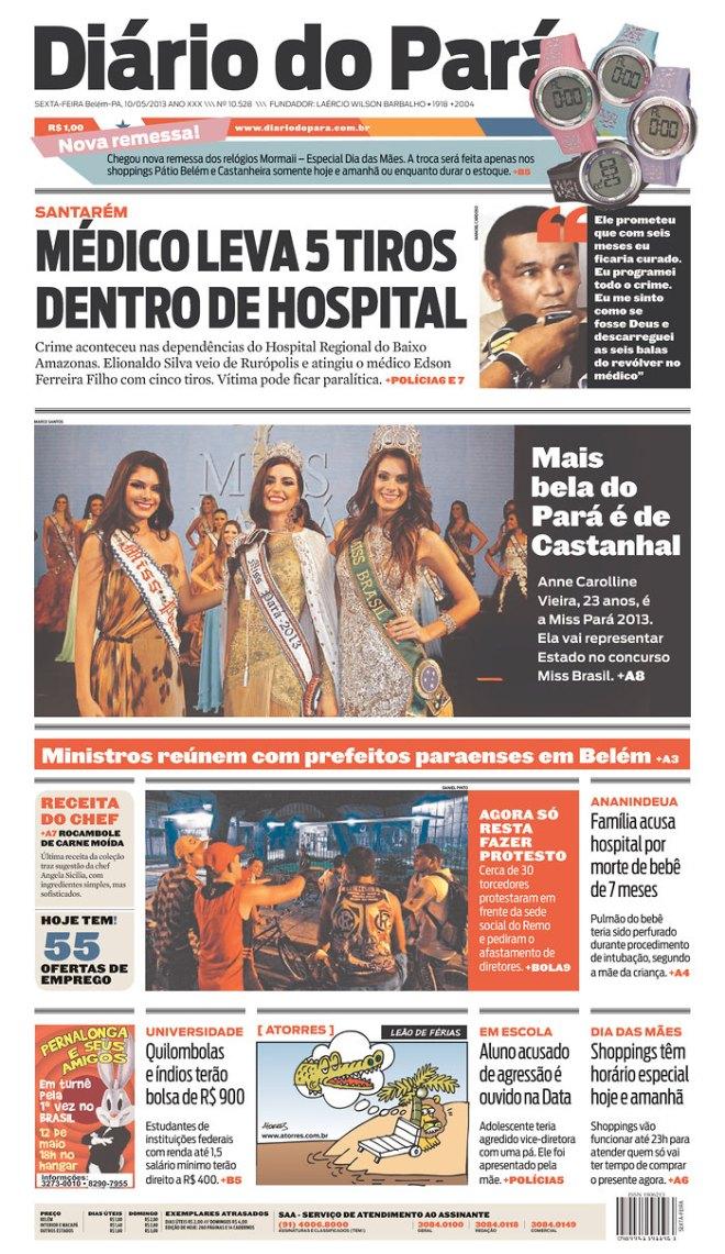 Risco Brasil no trabalho