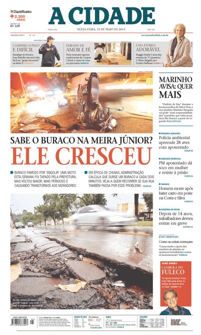 BRA^SP_AC buraco em Ribeirão Preto