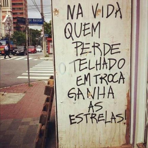estrela favela moradia povo