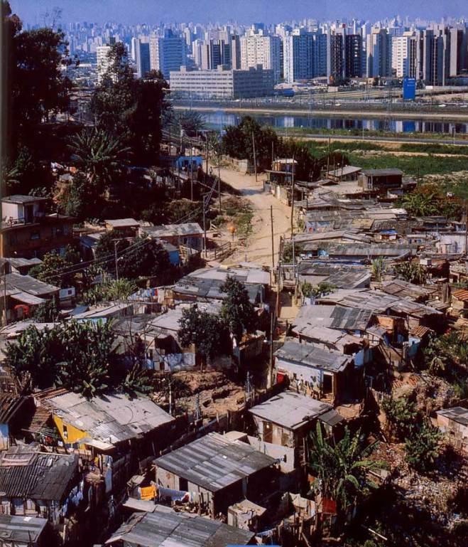 Pobre vida de brasileiro pobre