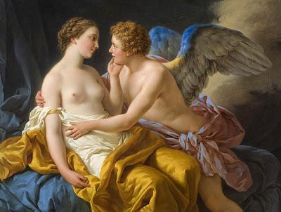 Louis Jean Francoise Lagrenée (1724-1805), Eros y Psique