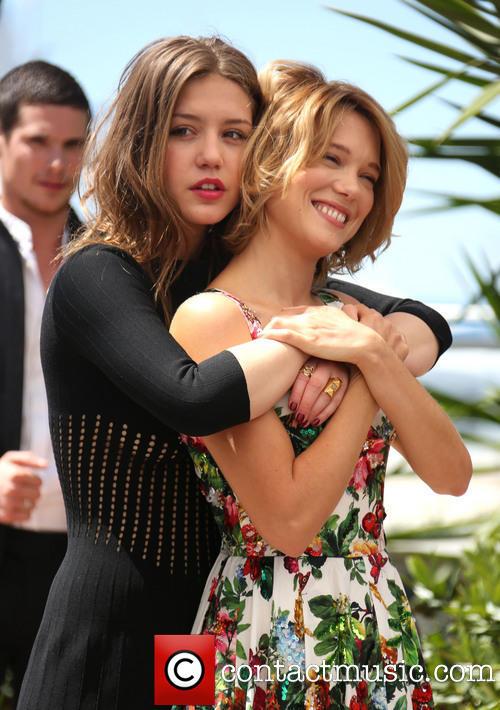Adele Exarchopoulos e Lea Seydoux
