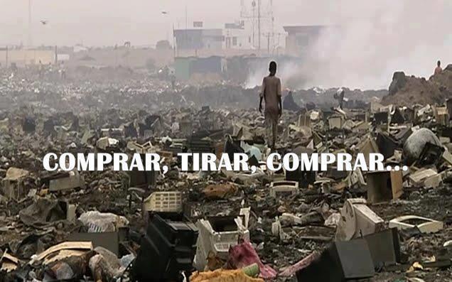 México Brasil lixões favela terreno indignados