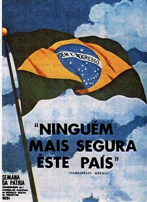 medici bandeira brasil