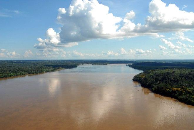Rio Amazona (clique na foto para ampliar)