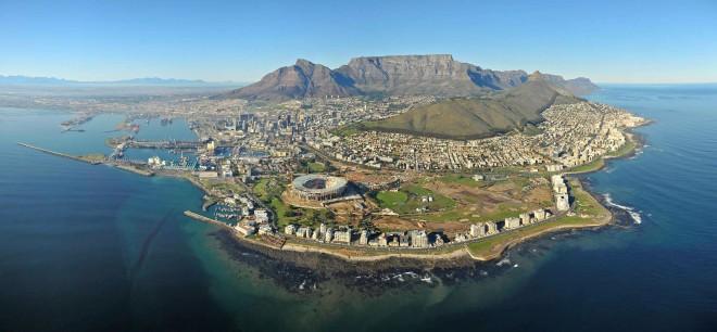 Cabo do Sul (Cape Town). Clique para ampliar imagem