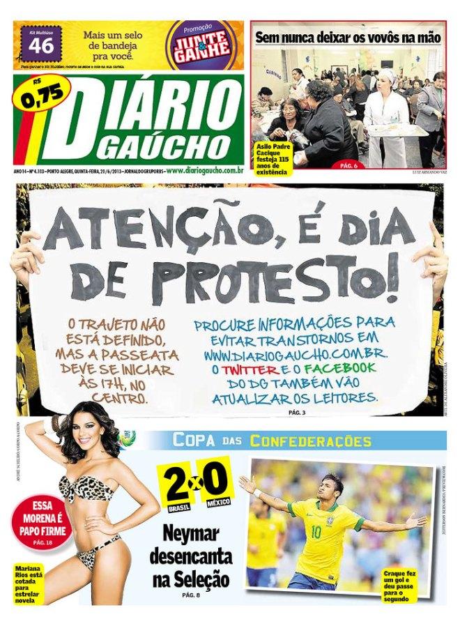 BRA_DG pro Porto Alegre