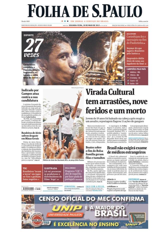 BRA_FDSP arrastão cultural crime