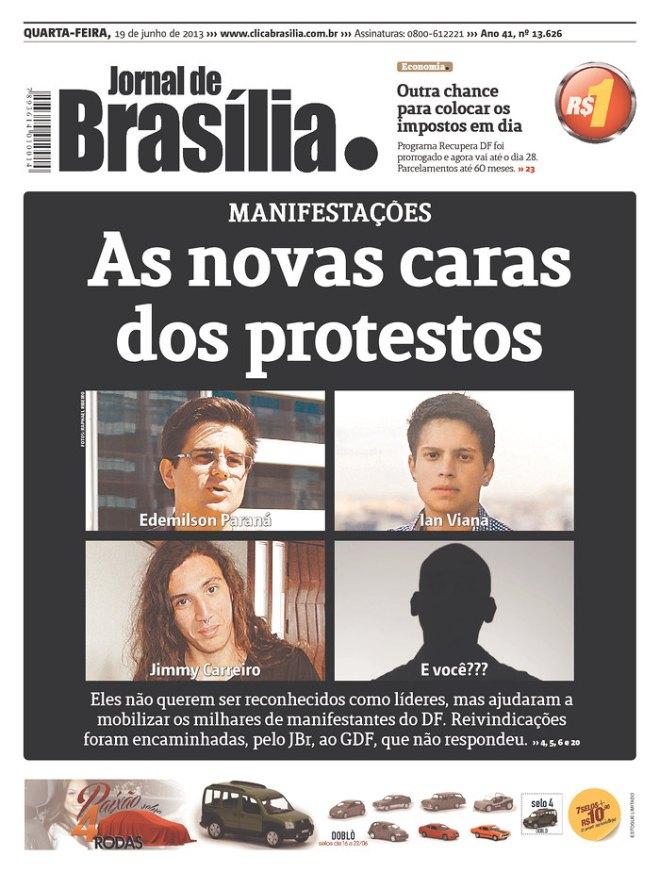 BRA_JOBR caras protesto