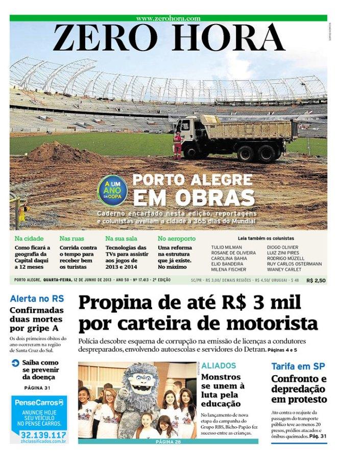 BRA_ZH Coliseu Copa