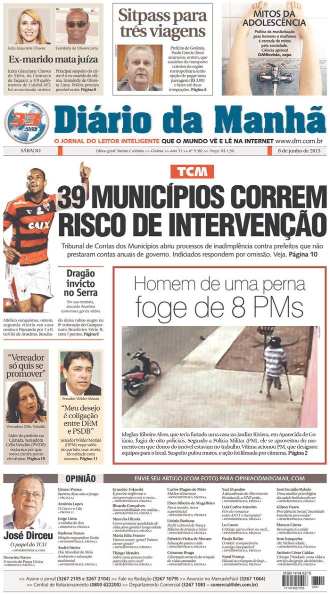 BRA^GO_DDM inadimplência prefeito ladrão