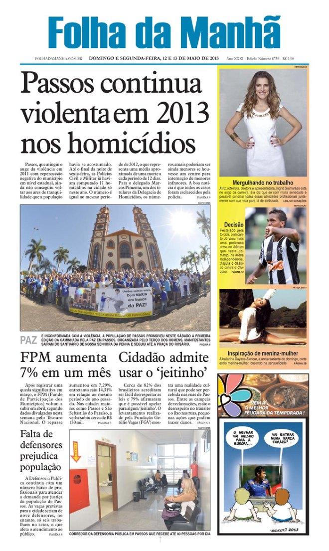BRA^MG_FDM violência crime
