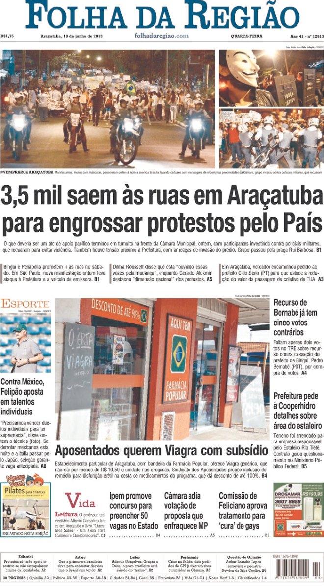 BRA^SP_FDR Araçatuba