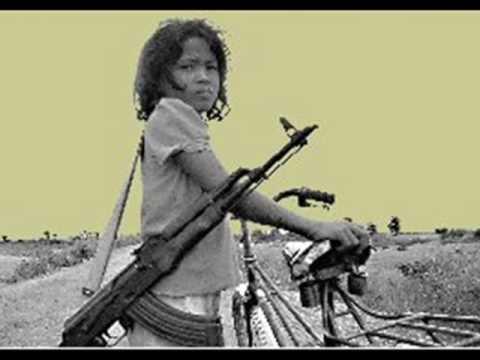 criança soldado