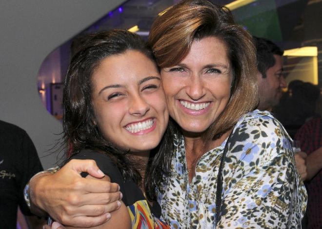Gabriela e Andrea Falcão