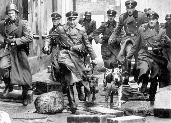 Gestapo SS