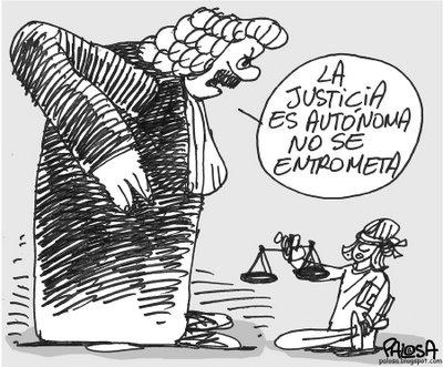 justiça automona