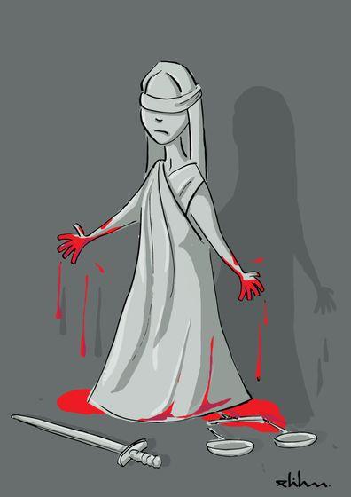 justiça sangue