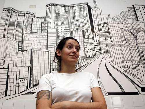 Mayara Vivian, 23 anos, estudante da USP