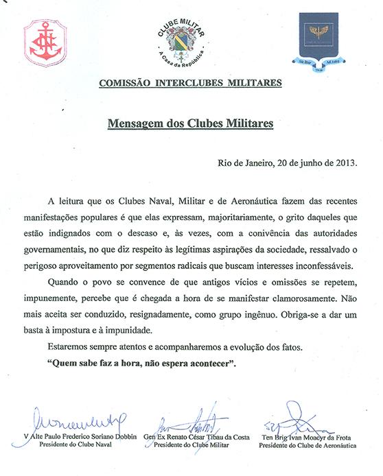 mensagem_clubes_militares