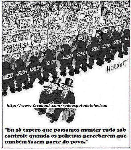 policia povo repressão poder governo