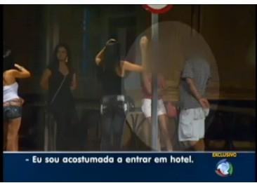 prostituição hotel