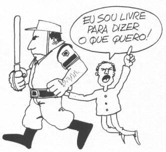 repressao polícia jornalista movimento social