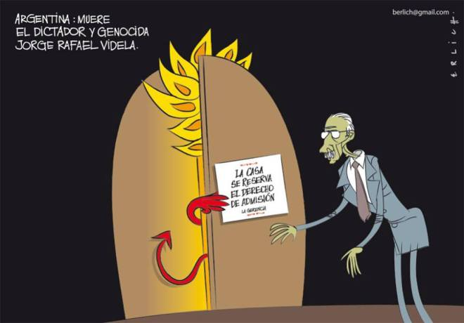 Videla tortura ditadura