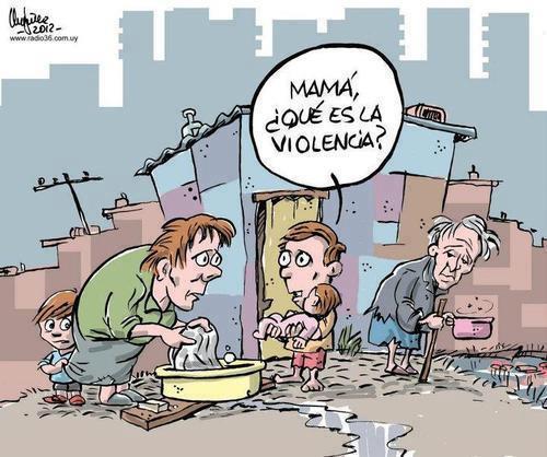 violência segurança polícia pobre rico