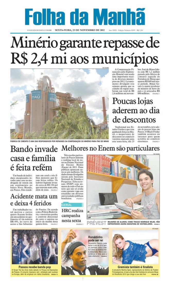 MINÉRIO RIQUEZA ROUBADA. COMEÇA PELO TRÁFICO