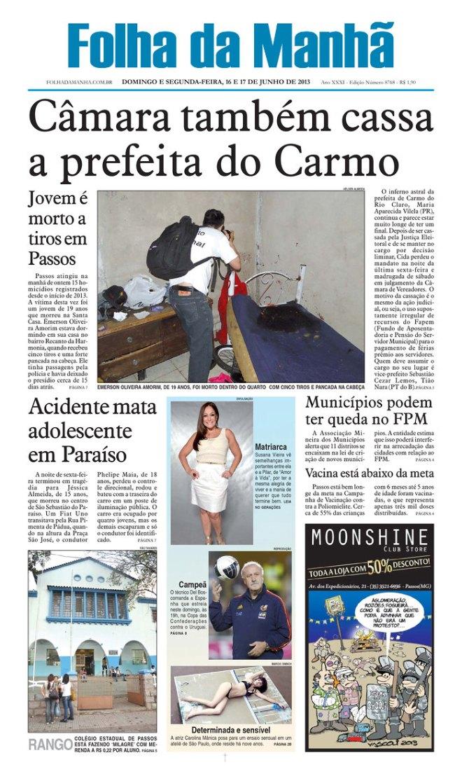 CARMO DO RIO CLARO