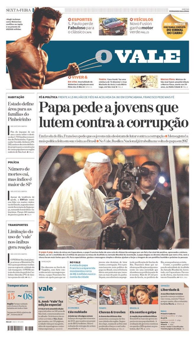 BRA^SP_OV papa luta jovens