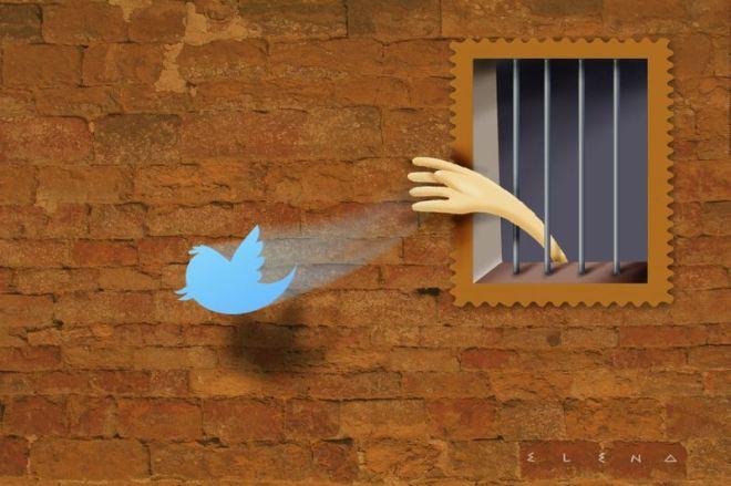 Todo jornalista é livre. Nenhuma gaiola de ouro prende uma alma libertária
