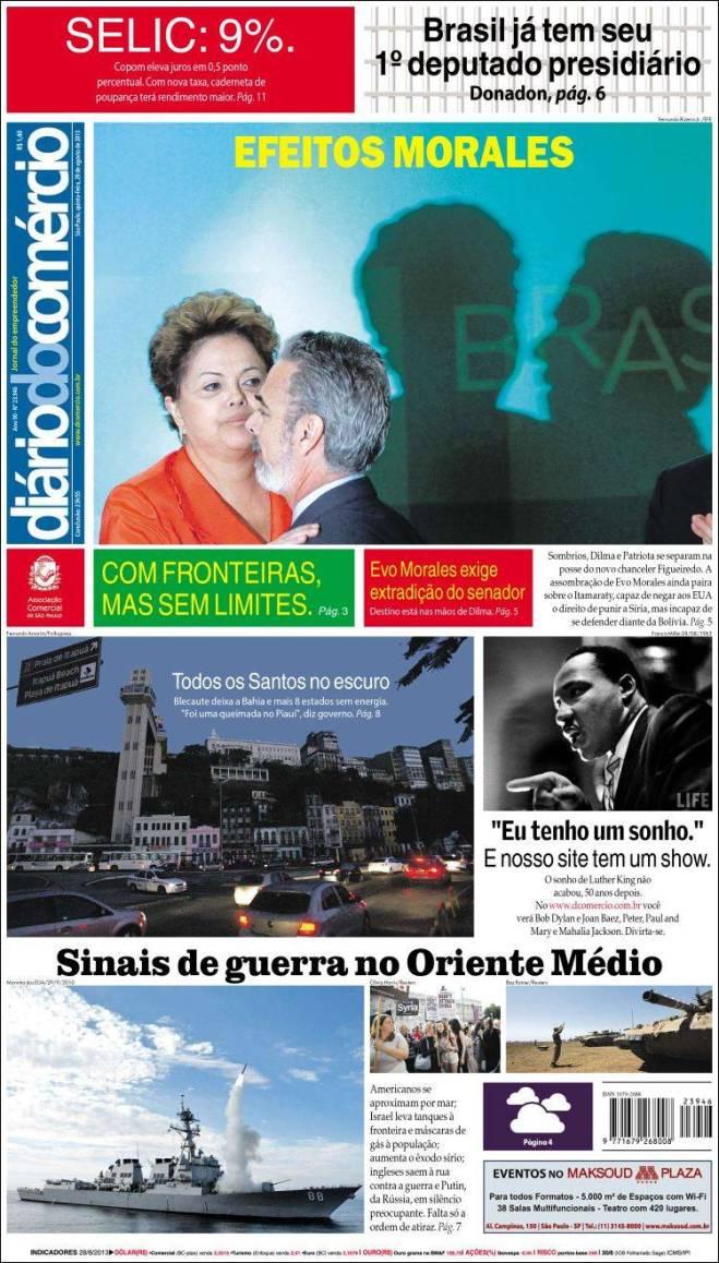 Trocadilho safado: Efeitos Morales