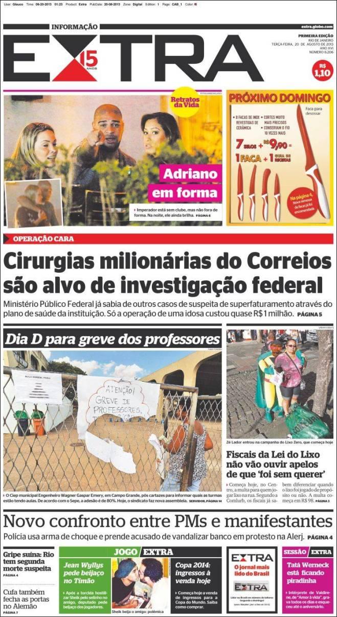 Só a operação de uma idosa custou quase um milhão de reais
