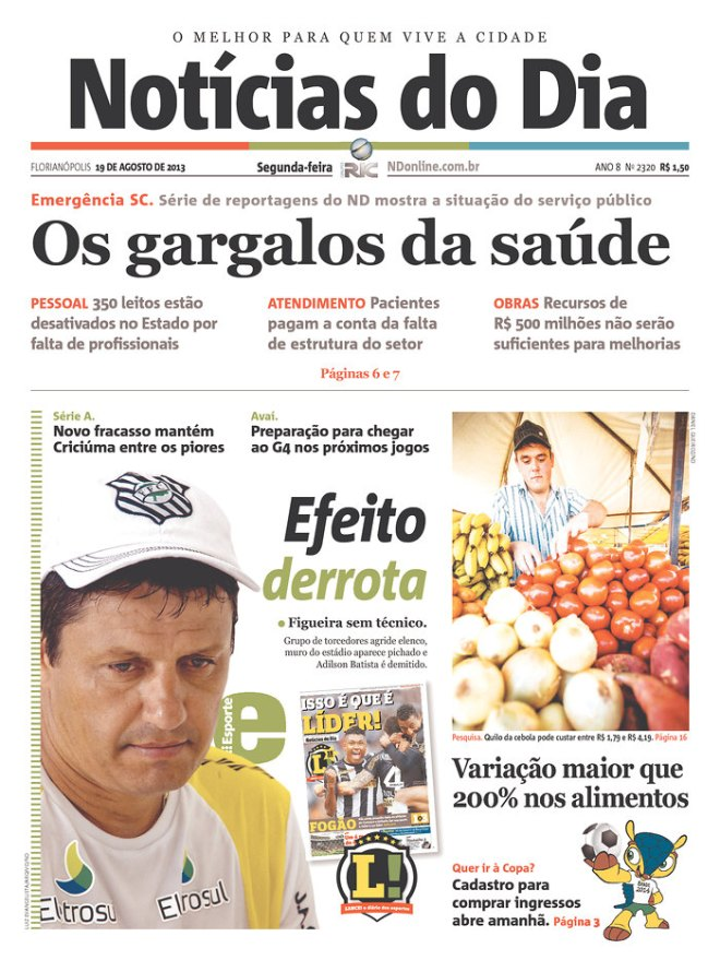 360 leitos estão desativados em Santa Catarina por falta de profissionais
