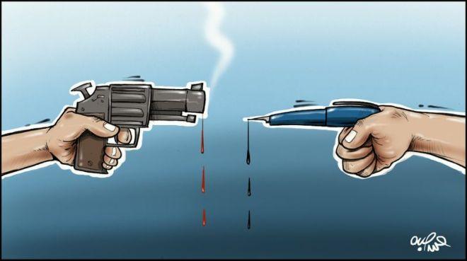 Ilustração Mohamed Sabra